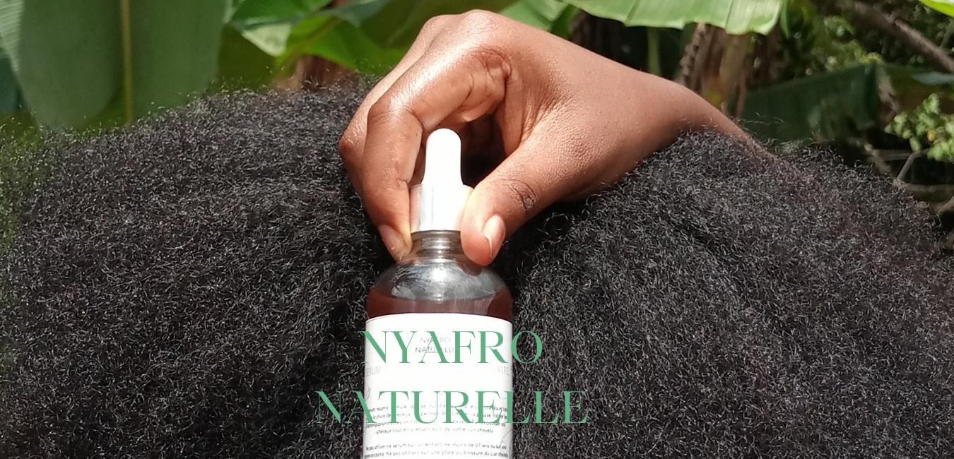 marque camerounaise nyafro naturelle