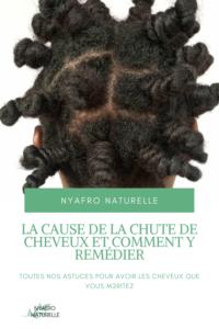 les causes de l'alopécie et de la chute de cheveux